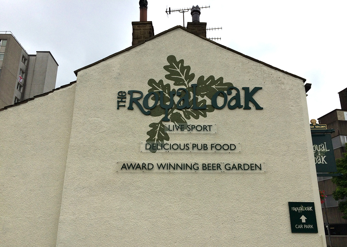 Royal Oak Keighley